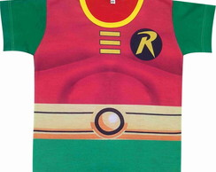Camiseta Adulto Robin