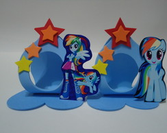 Porta Bombom Equestria Girls RainbowDash