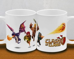 CANECA CLASH OF CLANS 4