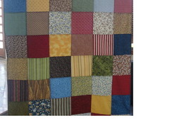 Cortina Patchwork