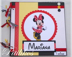 Álbum 25x25 - Minnie