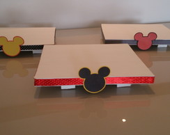 Bandejas ou porta doces do Mickey