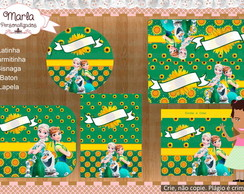 Kit festa Frozen Fever