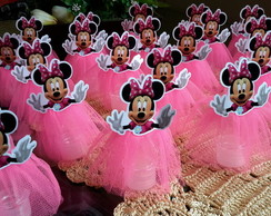 Mini tubetes minnie rosa
