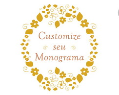 Monograma Customizado