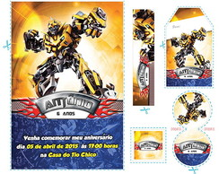 Transformers Bumblebee - tr01