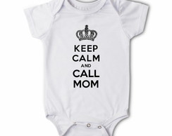 Body Keep Calm and Call Mom