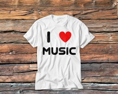 T-shirt LV Music