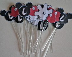 Toppers para doces Mickey