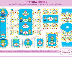 Kit Digital Festa Circo 2