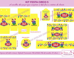 Kit Digital Festa Circo 5