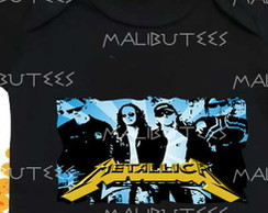 body infantil metallica rock