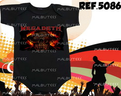 body infantil megadeth rock
