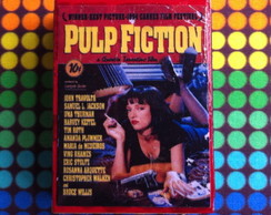 Fósforo de bolso Pulp Fiction