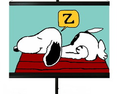 * MINI BANNER - SNOOPY 2