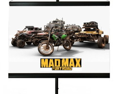 * MINI BANNER - MAD MAX - FURY ROAD
