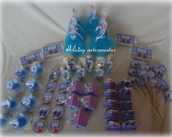 Kit personalizado Frozen 1