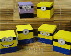 Cubos Minions