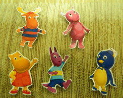 Topper Backyardigans