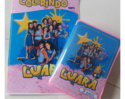 Kit Colorir Chiquititas
