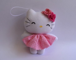 Hello Kitty - Kit com 15 lembrancinhas
