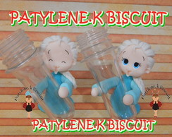 TUBETE DECORADO ELSA FROZEN BISCUIT 8