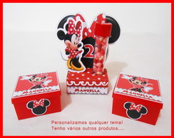 Porta Tubete Minnie!