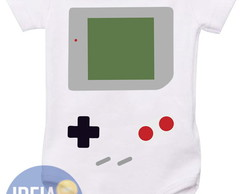 Body Bebê Infantil Game Boy