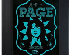 * QUADRO POSTER - JIMMY PAGE