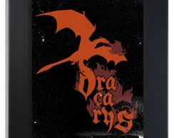 * QUADRO POSTER-GAME OF THRONES-DRACARYS
