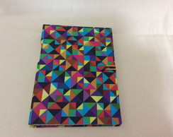 Caderno costura Longstitc
