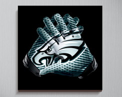 Quadro NFL - Philadelphia Eagles 30x30cm