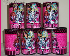 Cofrinho Monster High