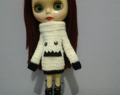 Monster Sweater Blythe