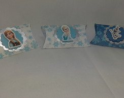 Caixa Pillow - Frozen
