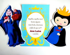 Display Branca de Neve Cute