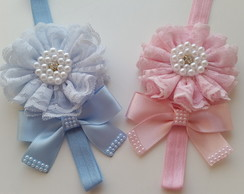 Headband PRINCESA renda