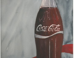 Aquarela - Coca Cola