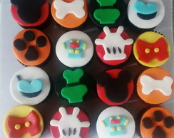 Cupcake turma do mickey (grande)