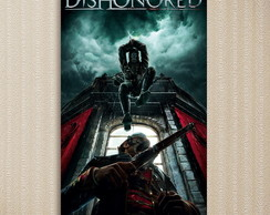 Quadro Dishonored - Games 30x44 cm