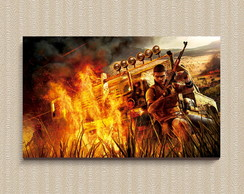 Quadro Far Cry 2 - Games 44x30 cm