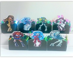 Forminhas Personalizadas - Monster High