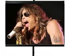 * MINI BANNER - AEROSMITH