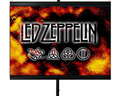 * MINI BANNER - LED ZEPPELIN