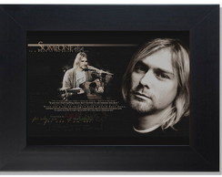 QUADRO DECORATIVO - NIRVANA 1