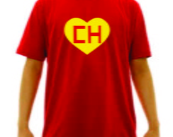 Camiseta do Chapolin colorado