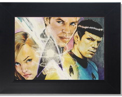 QUADRO DECORATIVO- STAR MOVIE 3