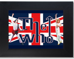 QUADRO DECORATIVO - THE WHO