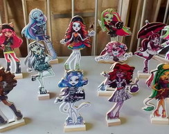 Display De Mesa md Monster High 10 Peças
