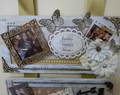 Quadro Home Decor Shabby Chic